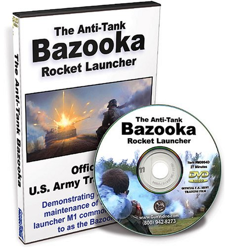 The Anti-Tank Bazooka Rocket Launcher