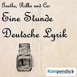 Eine Stunde deutsche Lyrik