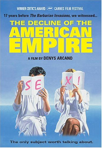 The Decline of the American Empire Amazoncom The Decline of the American Empire Dominique Michel