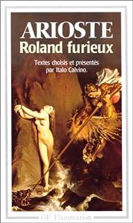 Roland furieux : [Textes choisis], Ariosto, Lodovico