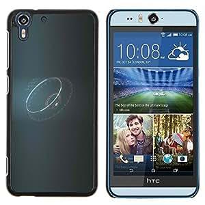 - ring lord grey ufo disco - - Modelo de la piel protectora de la cubierta del caso FOR HTC Desire EYE M910x RetroCandy