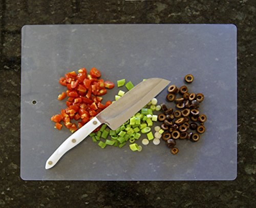 Generic O-8-O-0186-O Chopping Flexible Food Mats 2pc ping Cu Cutting Mats ible Fo 12'' x 15'' HX-US5-16Mar28-2048 by Generic