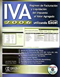 img - for IVA 2006 Utilizando Microsoft Excel with CDROM (Spanish Edition) book / textbook / text book
