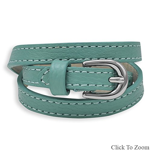 W2735 Turquoise fRFSj2kEYi Leather Fashion Wrap Bracelet with 4vJM8AOP Buckle qeuiwu78 sterling silver 0.925 uiieyiop90 nbbcgggdffhj hjeertyuiop 456tgbknbvc 7