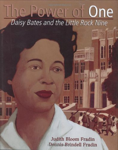 The Power of One: Daisy Bates and the Little Rock Nine (Golden Kite Honors) by Dennis Brindell Fradin - Mall Rock Little Shopping