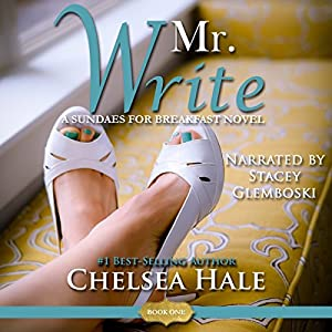 Mr. Write Audiobook