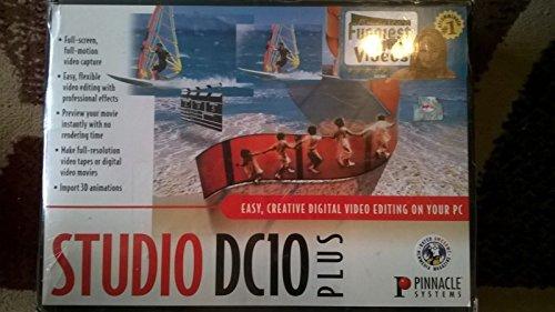 Pinnacle studio dc10 plus 8. 0: amazon. Co. Uk: software.