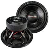 American Bass Hd15d2 15 3000w Car Audio Subwoofer Sub 3000 Watt