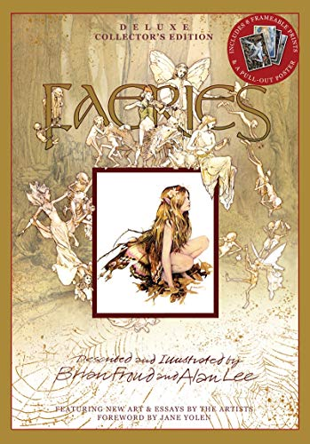 Faeries by Brian Froud and Alan Lee