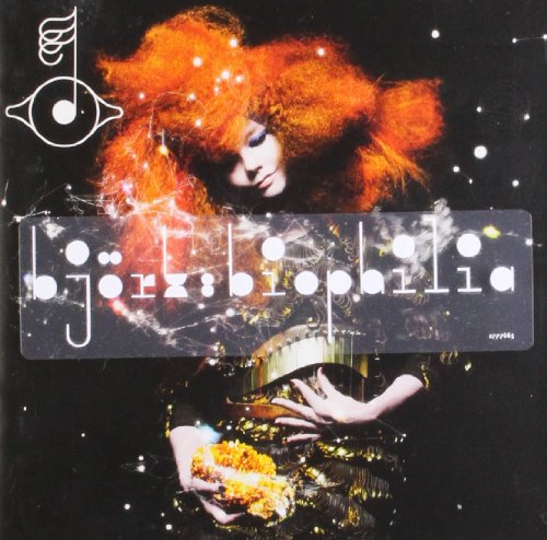 Björk: Biophilia (Audio CD)