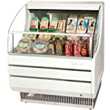 Turbo Air (TOM-30S) - 28 Open Display Merchandiser