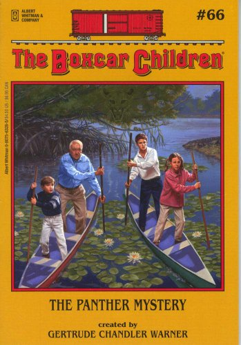 The Panther Mystery (Boxcar Children Mysteries) - Book #66 of the Boxcar Children