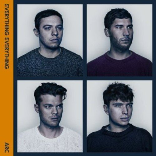 CD : Everything Everything - Arc (CD)