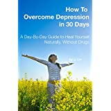 If you spend your waking days WISHING that you could ESCAPE the 24/7 mental HELL of depression, this book will LIGHT the way to showing how you can overcome your mental monster in 30 days. This book is for those who believe that depression is NOT a l...