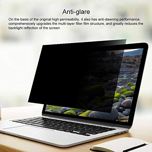 Size 294 x 165.5mm Durable 13.3 inch Laptop Universal Matte Anti-Glare Screen Protector