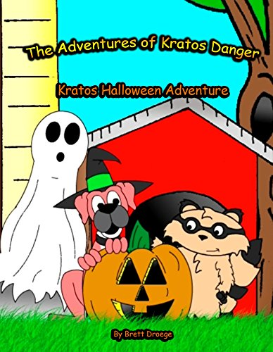 Kratos Halloween Adventure Brett Droege ebook