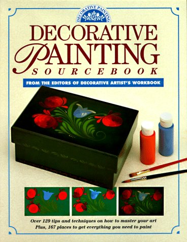 Decorative Painting Sourcebook - Decorative Books Painting