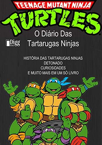 O Diário Das Tartarugas Ninjas (Portuguese Edition) - Kindle ...