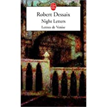 NIGHT LETTERS ( LETTRES DE VENISE )