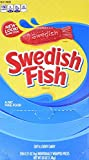 Swedish Fish 240 Count Bulk Soft and Chewy Candy, Individually Wrapped Packs
