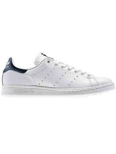 adidas Originals Sneaker Stan Smith M20325 Weiß Blau, Schuhgröße:46