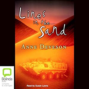 Lines in the Sand Audiobook