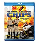 Cover Image for 'Chips [Blu-ray + DVD + Digital HD]'