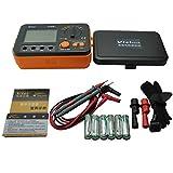 VC60B+ Digital Insulation Resistance Tester DCV ACV Meter Megohmmeter Meter with Unit Symbol Display