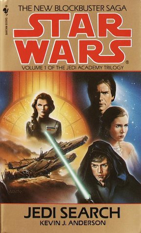 Jedi Search - Book  of the Star Wars Legends