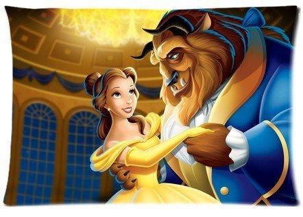 [Beauty And The Beast Classic Disney Pandora Design Custom Zippered Pillow Case 20x30 (twin sides] (Diy Pop Star Costume)