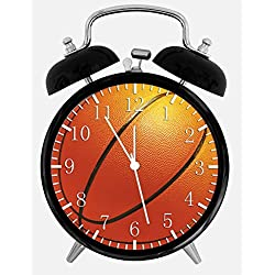New Basketball Alarm Desk Clock 3.75 Room Decor X32 Will Be a Nice Gift