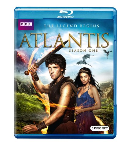 Blu-ray : Atlantis: Season One (3 Pack, 3 Disc)