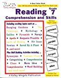 Reading Comprehension Grade 7, Kelley Wingate, 0887244327