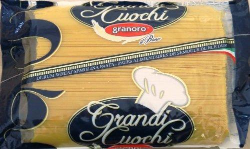 グラノロ スパゲッティ リストランテ 1.6mm 3kg [並行輸入品] #Grocery #B0052HJWYQ