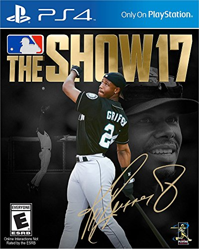 MLB The Show 17 Standard Edition - PlayStation 4 Standard Edition
