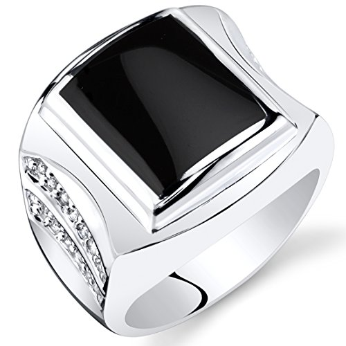 Centurion Ring Sterling Silver Size 8 ()