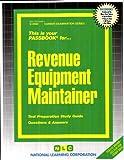 Revenue Equipment Maintainer, Jack Rudman, 0837335809