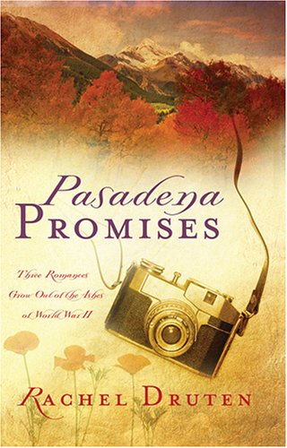 Pasadena Promises: Healing Heart/He Loves Me, He Loves Me Not/Against the Tide (Heartsong Novella (Pasadena Collection)