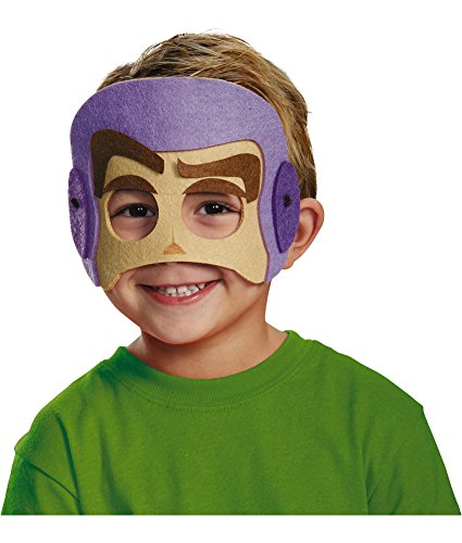 Disguise Costumes Buzz Lightyear Felt Mask,