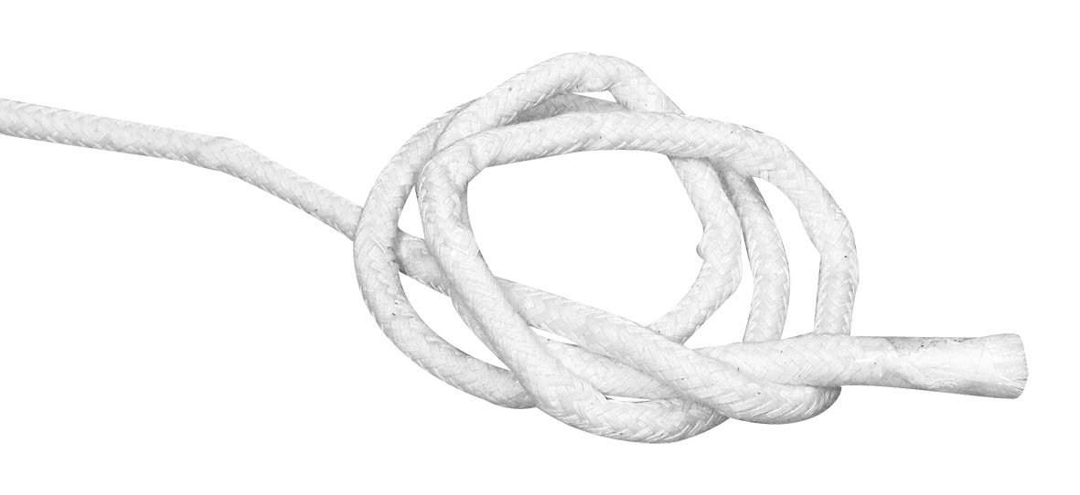 Rayher Stoppino in cotone per lampade a olio, 7 mm RAYHER HOBBY 3100200