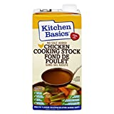 Kitchen Basics Original, Healthy Flavour Solution, Ready To Use, Chicken Cooking Stock, No Salt, 946ml