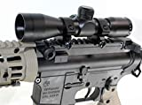 TRINITY 4x32 Rapid Ranging Rifle Scope Fits TIPMMANN TMC TCR X7 Phenom Upgrades.