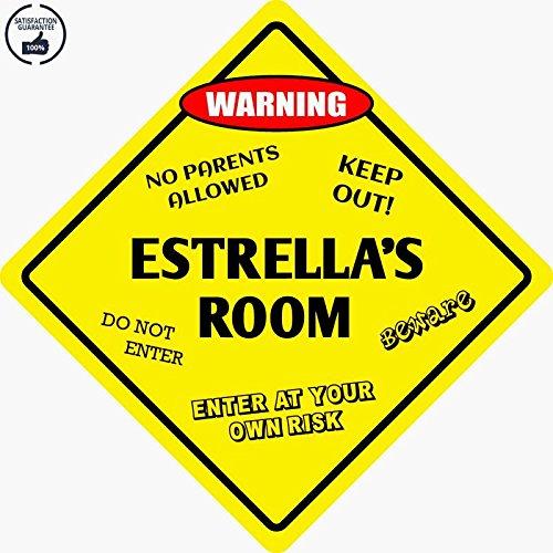 Estrella Hanging Outdoor (Estrella's Room Kids Room Door 12