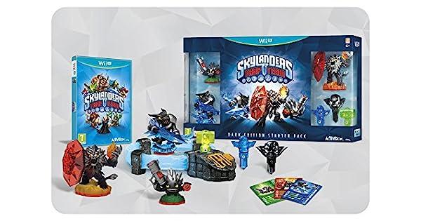 Activision Skylanders - Juego (Wii U, Wii U, Acción / RPG, E10 + (Everyone 10 +)): Amazon.es: Videojuegos