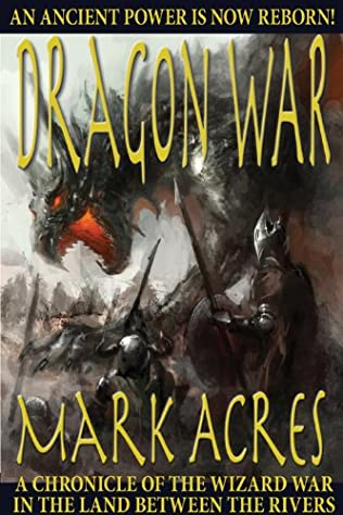 book cover of Dragon War