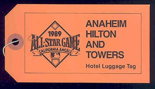 1989 All Star Game - 3