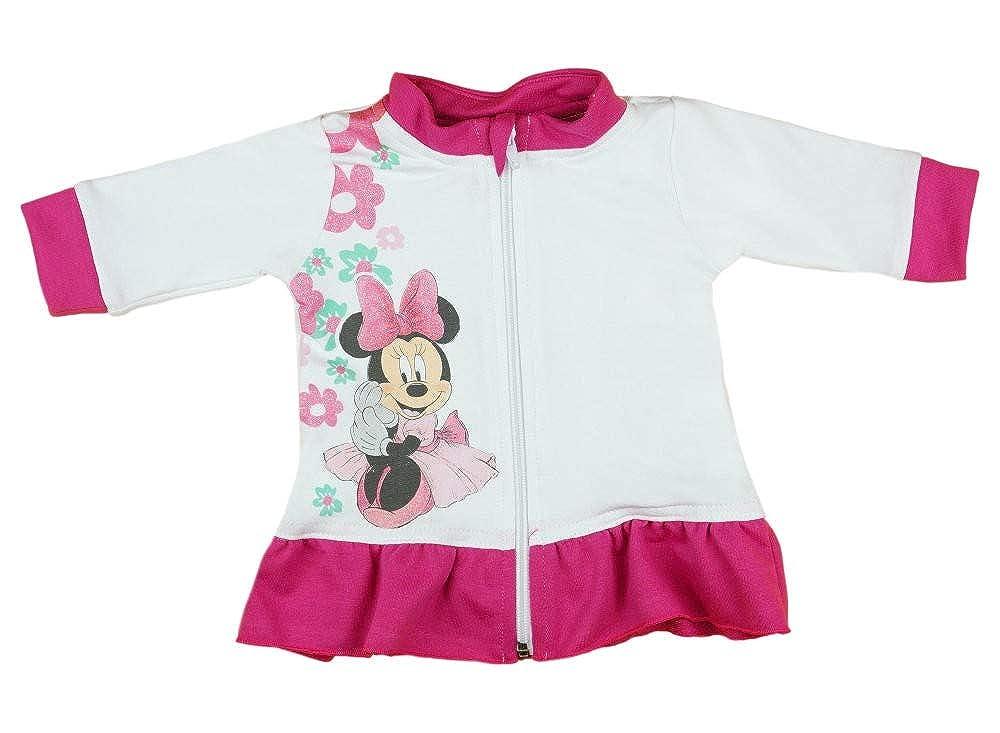 Baby Mädchen 3-teiliges Set Hose T-Shirt Pulli//Jacke mit Kaputze Größe 68 80 86
