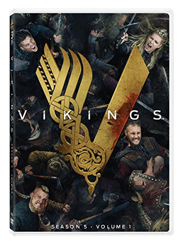 Vikings: Season 5 Vol 1 (us) by Mgm (Video & DVD)