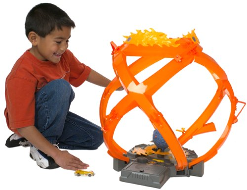 Hot Wheels Fireball