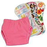 Best Bottom Potty Training Kit, Bubblegum, Large